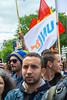 Paris, France,  Anti-National Front Demonstration by French Teens Students, 29/5/2014