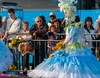 Nice, France, Traditional Spring Carnival parade