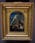 Paris, France, Le Louvre Museum,   inside Art Galleries, Dutch Paintings