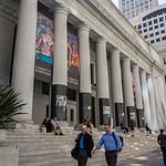 San Francisco, CA, USA, Street Scenes, Downtown, Daytime, Equinox, Pacific Stock Exchange